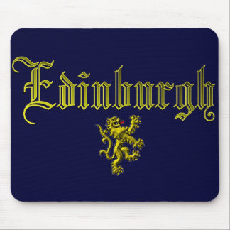 Edinburgh Scotland Mouse Pads