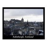 Edinburgh, Scotland Postcards