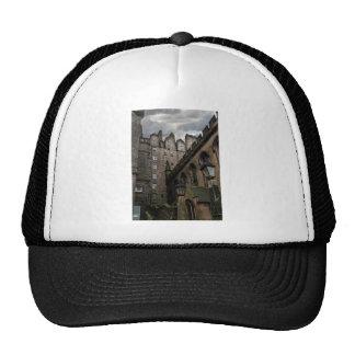 Edinburgh, Scotland Side Street Hats