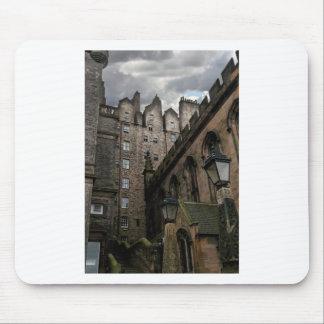 Edinburgh, Scotland Side Street Mouse Pad