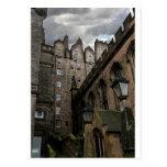 Edinburgh, Scotland Side Street Postcards