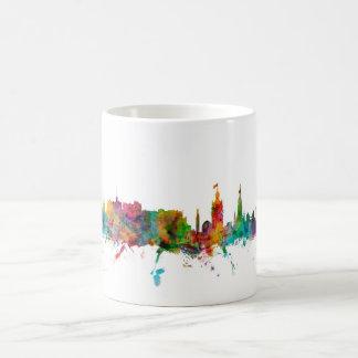 Edinburgh Scotland Skyline Mug