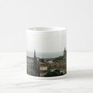 Edinburgh Skyline 001 Mugs