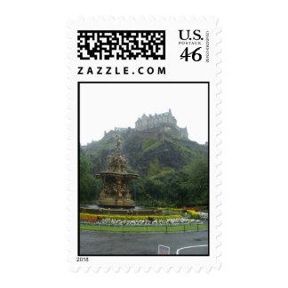 Edinburgh Stamp