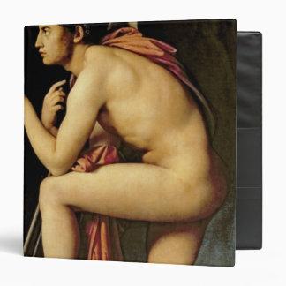 Edipo y la esfinge, 1808