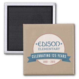 Edison 125th Anniversary Magnet