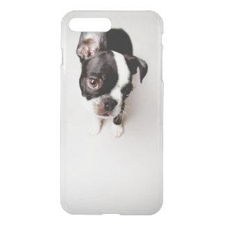 Edison Boston Terrier puppy. iPhone 7 Plus Case
