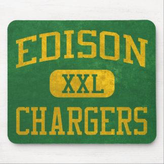 Edison Chargers Athletics Mousepads