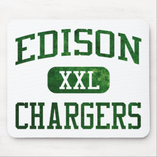 Edison Chargers Athletics Mouse Pads