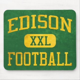 Edison Chargers Football Mouse Pads