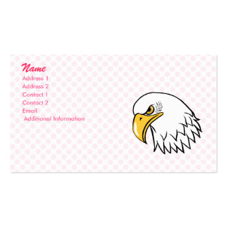 Edison Eagle Double-Sided Standard Business Cards (Pack Of 100)