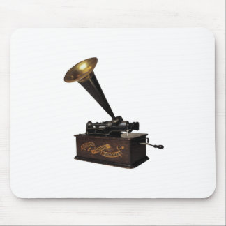 Edison Home Phonograph Mouse Pad