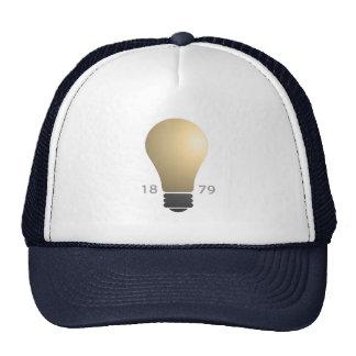 Edison Inventiona Trucker Hat