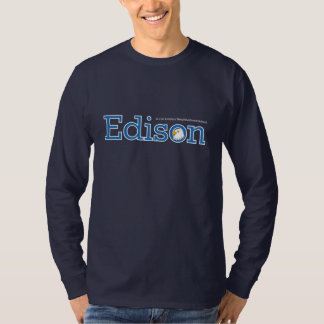 Edison Long Sleeve (dark) T-Shirt