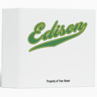Edison Script Binder