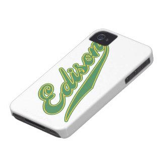 Edison Script Case-Mate iPhone 4 Case
