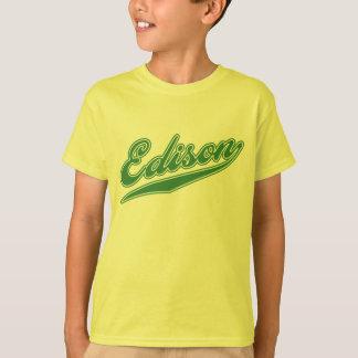 Edison Script T-Shirt