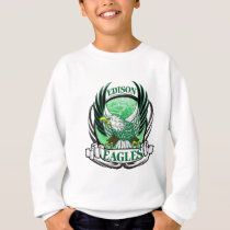EdisonEagles3.png Sweatshirt