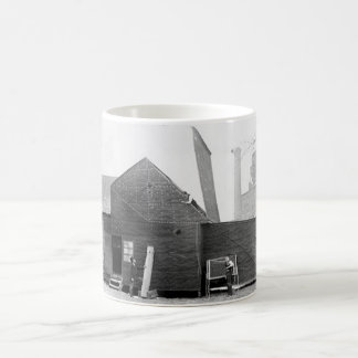 Edison's Black Maria Coffee Mug