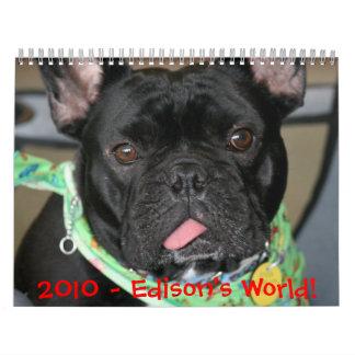 Edison's World . . . Calendar