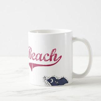 Edisto Beach South Carolina City Classic Classic White Coffee Mug