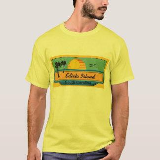Edisto Island Beach Scene T-Shirt