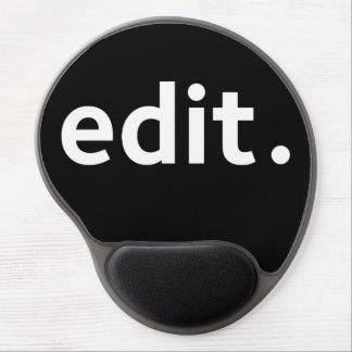Edit. Gel Mouse Pad
