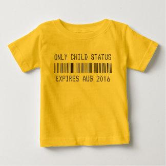 Editable Baby Announcement Tee
