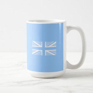 Editable Color Union Jack Flag Coffee Mug