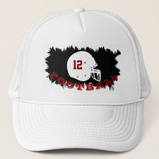 Edited Football Hat
