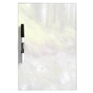Edited forest photo Dry-Erase board