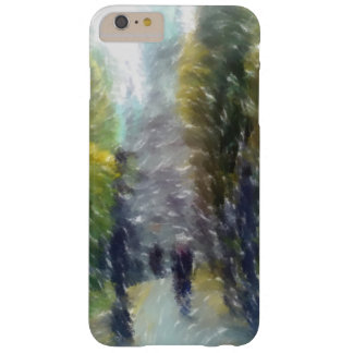 Edited photo building and trees barely there iPhone 6 plus case