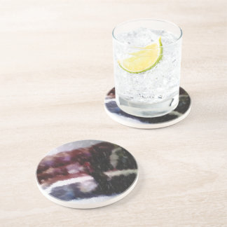 Edited photo Living room Drink Coasters
