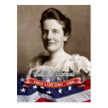 Edith Roosevelt, primera señora de los E.E.U.U. Tarjetas Postales