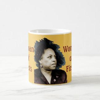 Edith Sampson: Woman of Firsts Coffee Mug