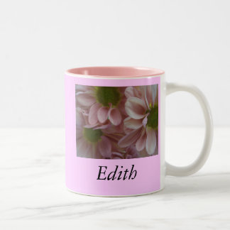 Edith Two-Tone Coffee Mug