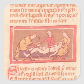 edition of Book of Surgery by Rogier de Salerne Stickers