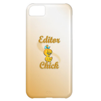 Editor Chick iPhone 5C Cover