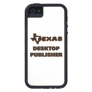 Editor de la mesa de Tejas Funda Para iPhone 5 Tough Xtreme