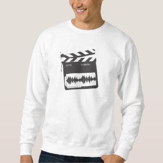 Editor de vídeo, director, productor, Videographer Sudadera Con Capucha