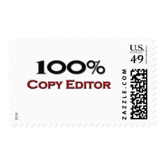 Editor del 100 por ciento franqueo