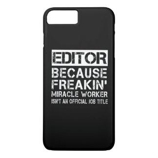 EDITOR iPhone 8 PLUS/7 PLUS CASE