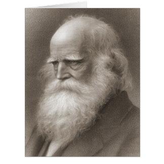 Editor William Bryant 1876 Large Greeting Card