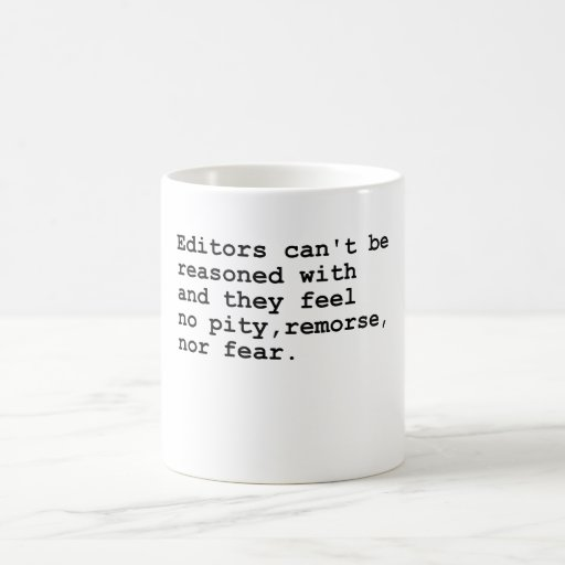 Editors Coffee Mug