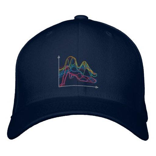 EDIWM Dark Color Graphic Hat