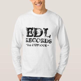 edl garage doorsEdl TShirts  Shirt Designs  Zazzle