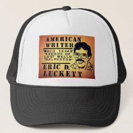 EDLCO RANCH 'Eric D. Luckett' Design 111813 Trucker Hat