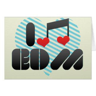 EDM CARDS