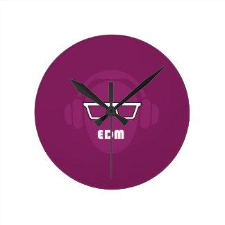 EDM Clock