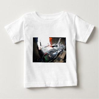 EDM DJ mixing music at an underground show Baby T-Shirt